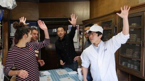 【満員御礼】京菓子づくり体験!! 創業230年の第11代店主に学ぼう